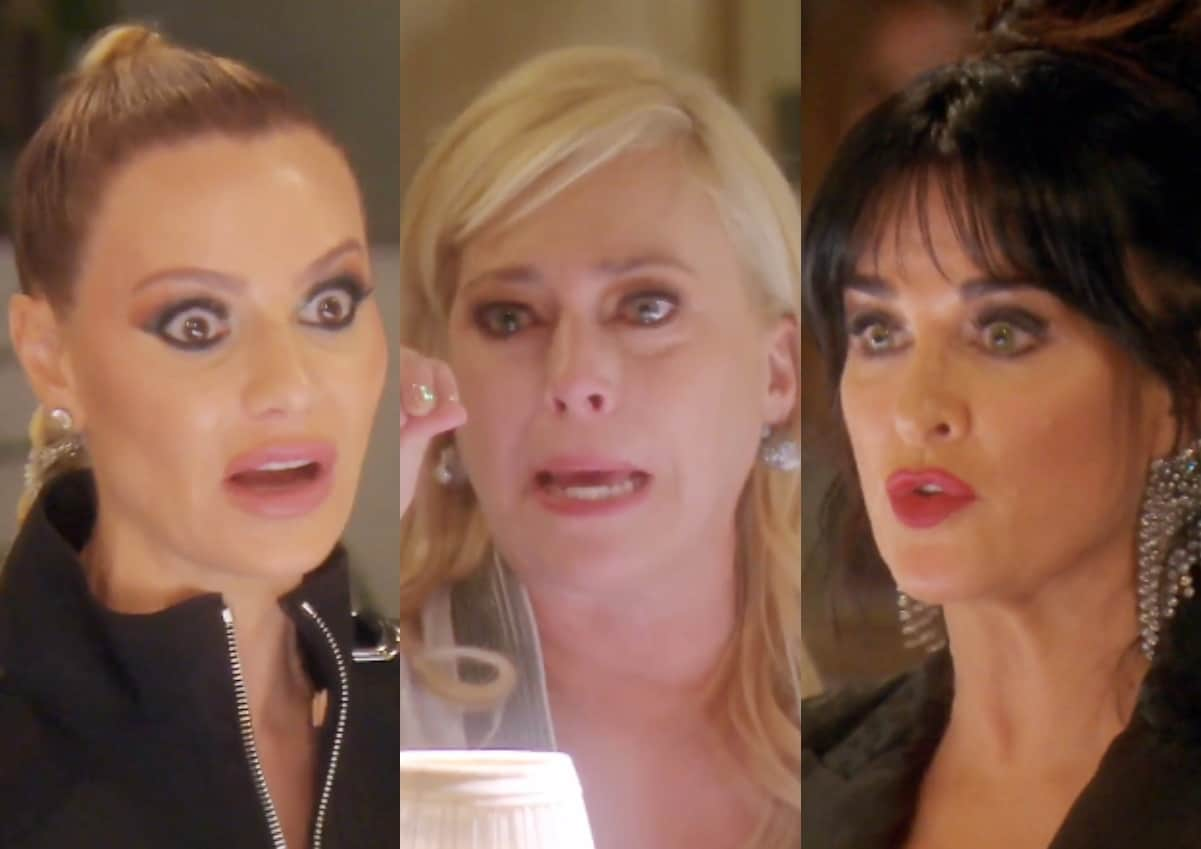 "RHOBH Recap: Dorit Slams Sutton and Makes Her Cry as Kyle Shades Costars as ""Fake"""