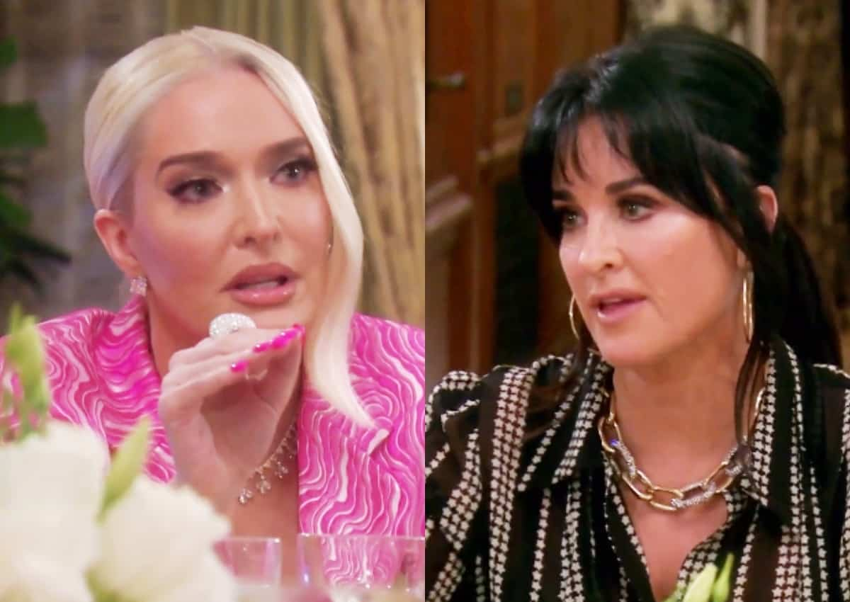 RHOBH Recap: Erika Calls Out Kyle for Crossing the Line as Kyle Defends Her Friendship With Teddi