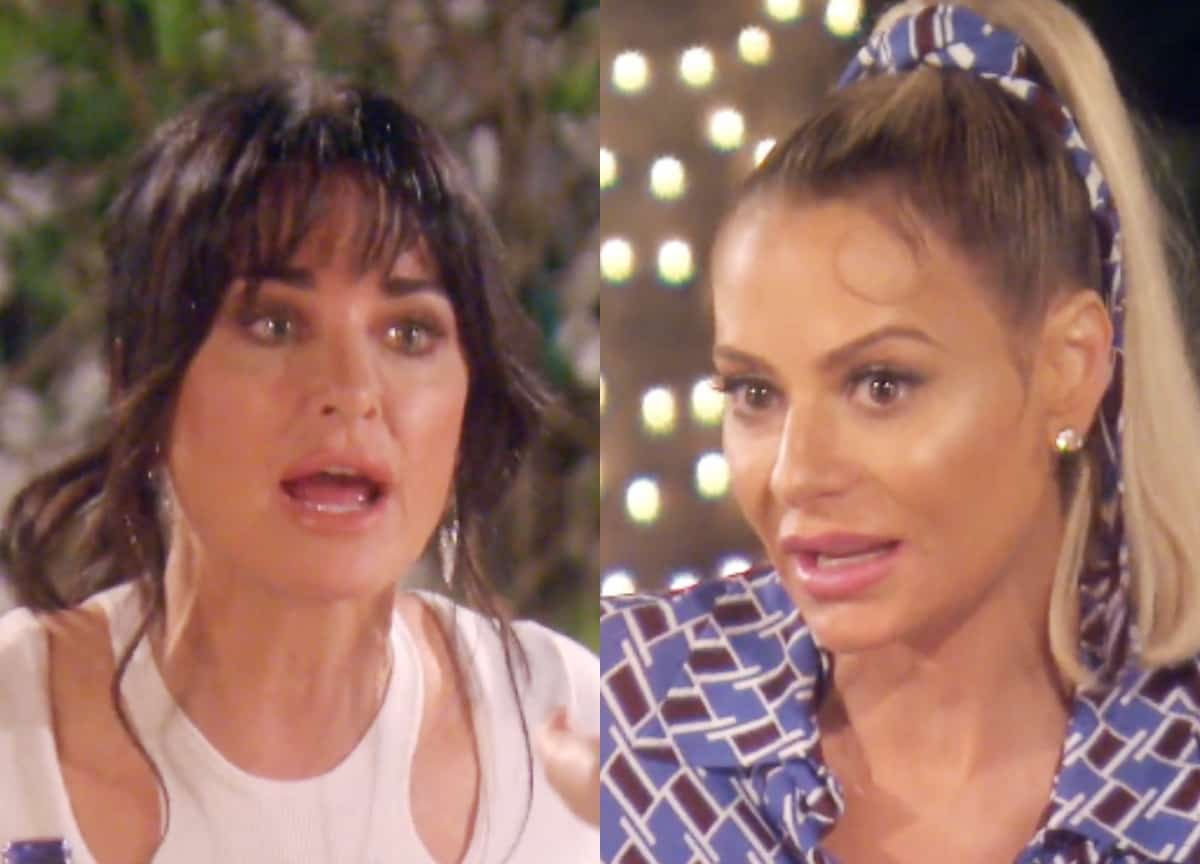 The RHOBH Recap: Kyle Breaks Into Tears After Dorit Questions Her Friendship With Teddi
