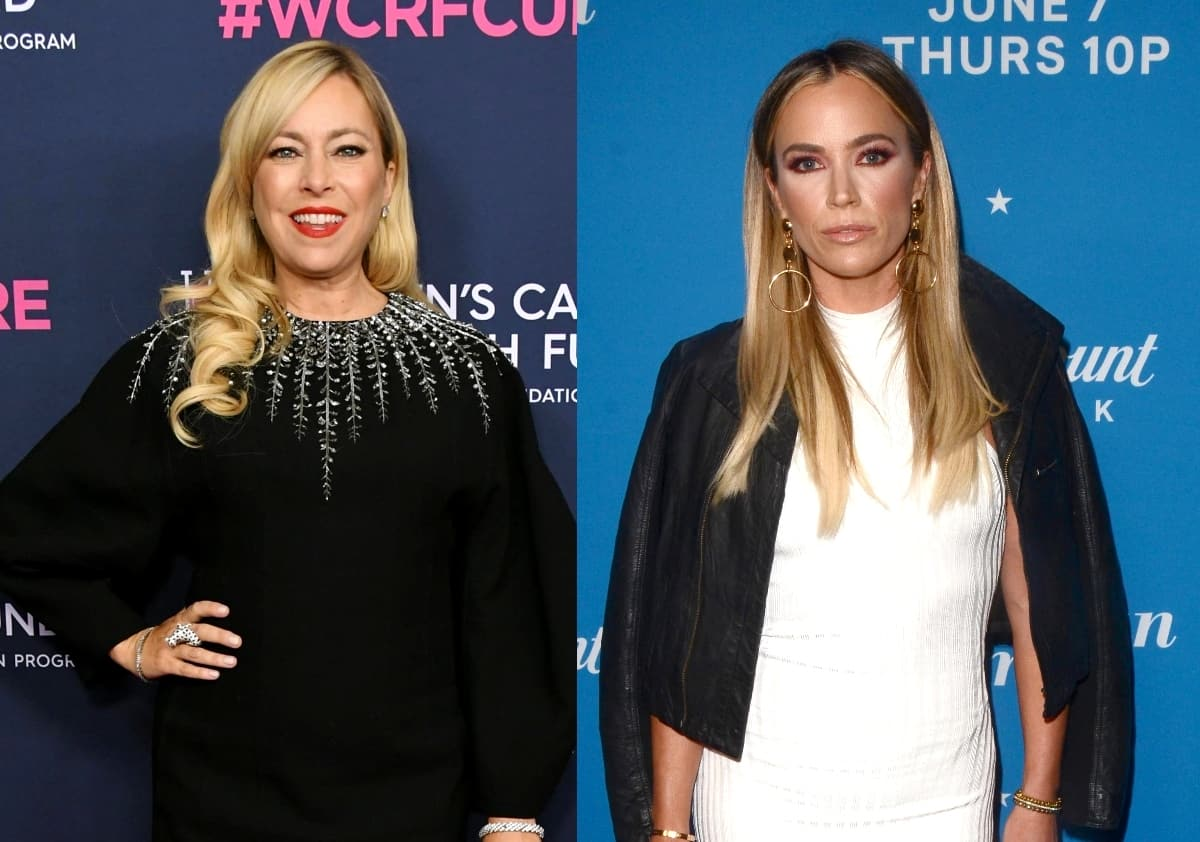 RHOBH's Sutton Stracke Fires Back at Teddi Mellencamp for Suggesting She Researched Cast Before Joining the Show, Plus Reveals Which Co-Star She's Closest To and Who is the Most Fake