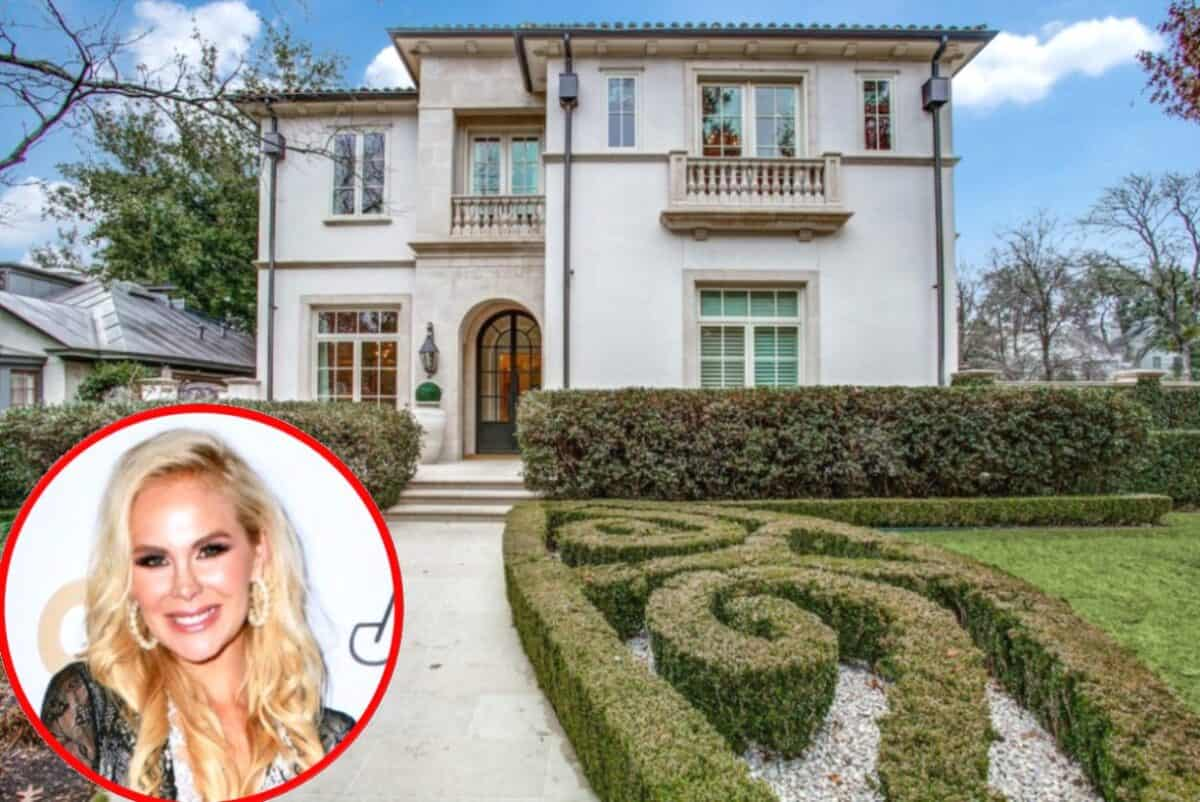 PHOTOS: RHOD Star Kameron Westcott Lists Highland Park Home for $5.1M, See Inside Her Sparkled-Pink Palace