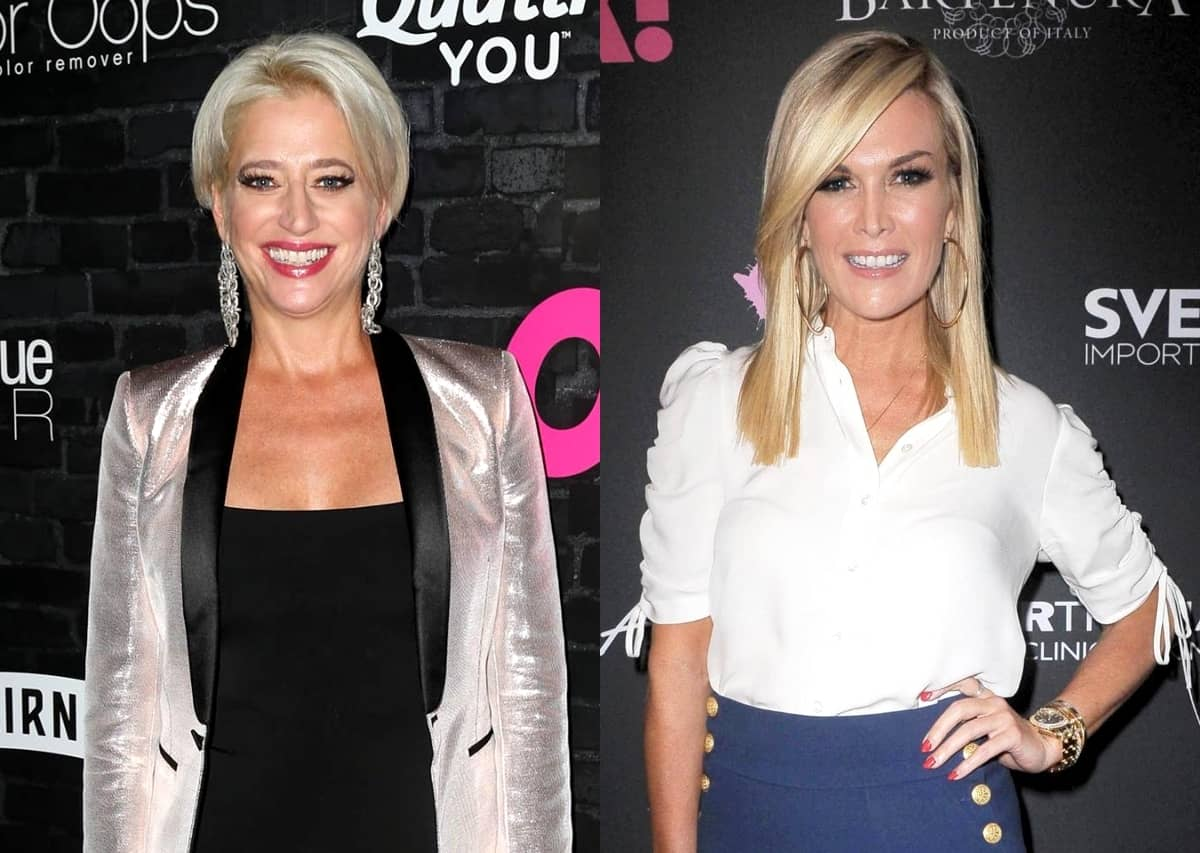 "RHONY's Dorinda Medley Reveals If She's Spoken to Tinsley Mortimer Since Her Engagement, Slams ""Ridiculous"" Allegations of Jealous and Accuses Tinsley of Failing to Be Transparent"