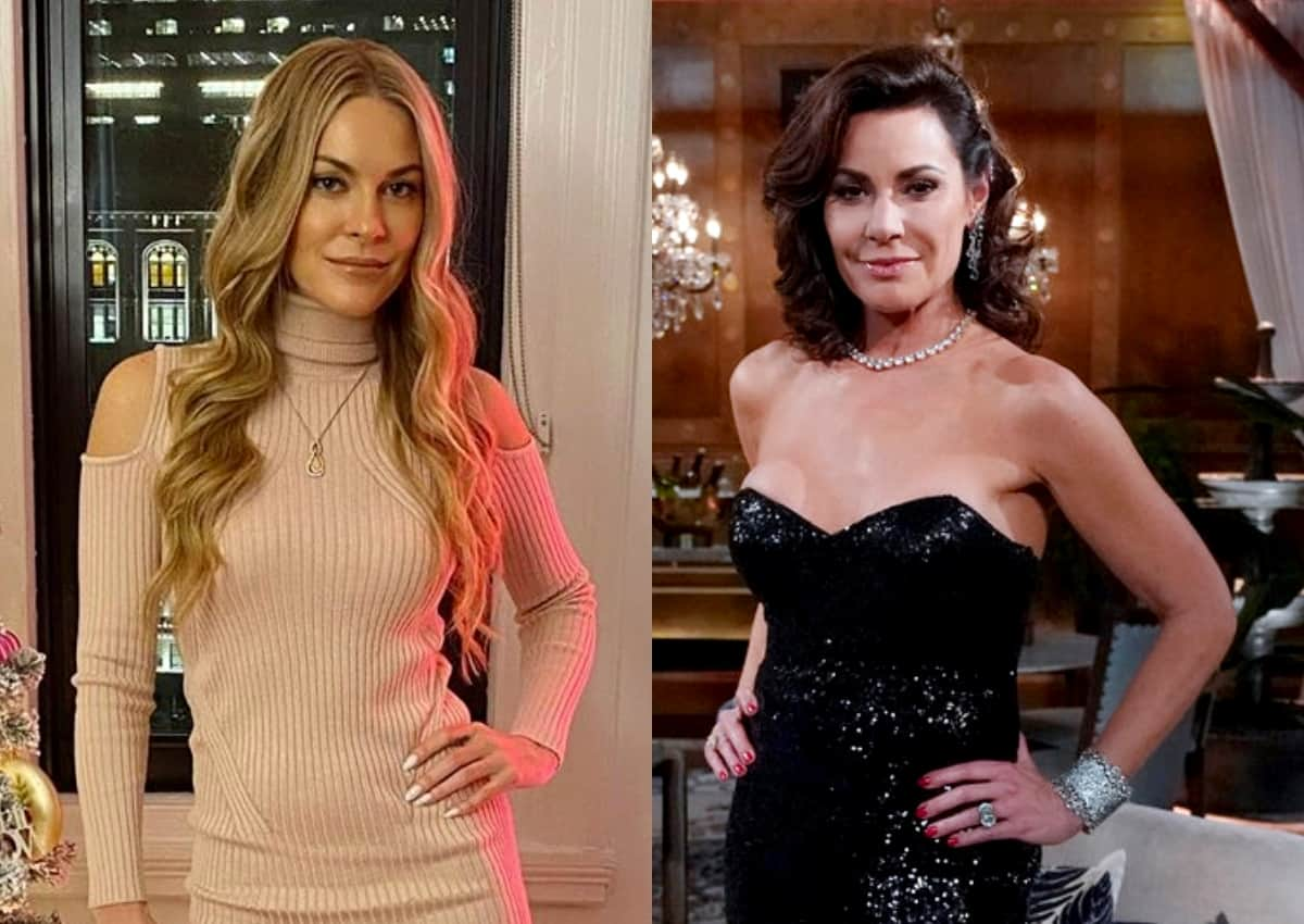 """RHONY Star Leah McSweeney Claps Back at Luann de Lesseps' Apartment Shade, Reveals How Sonja's """"Grey Sweatsuit"""" Outfit for Her Was Undeniably Calculated"""