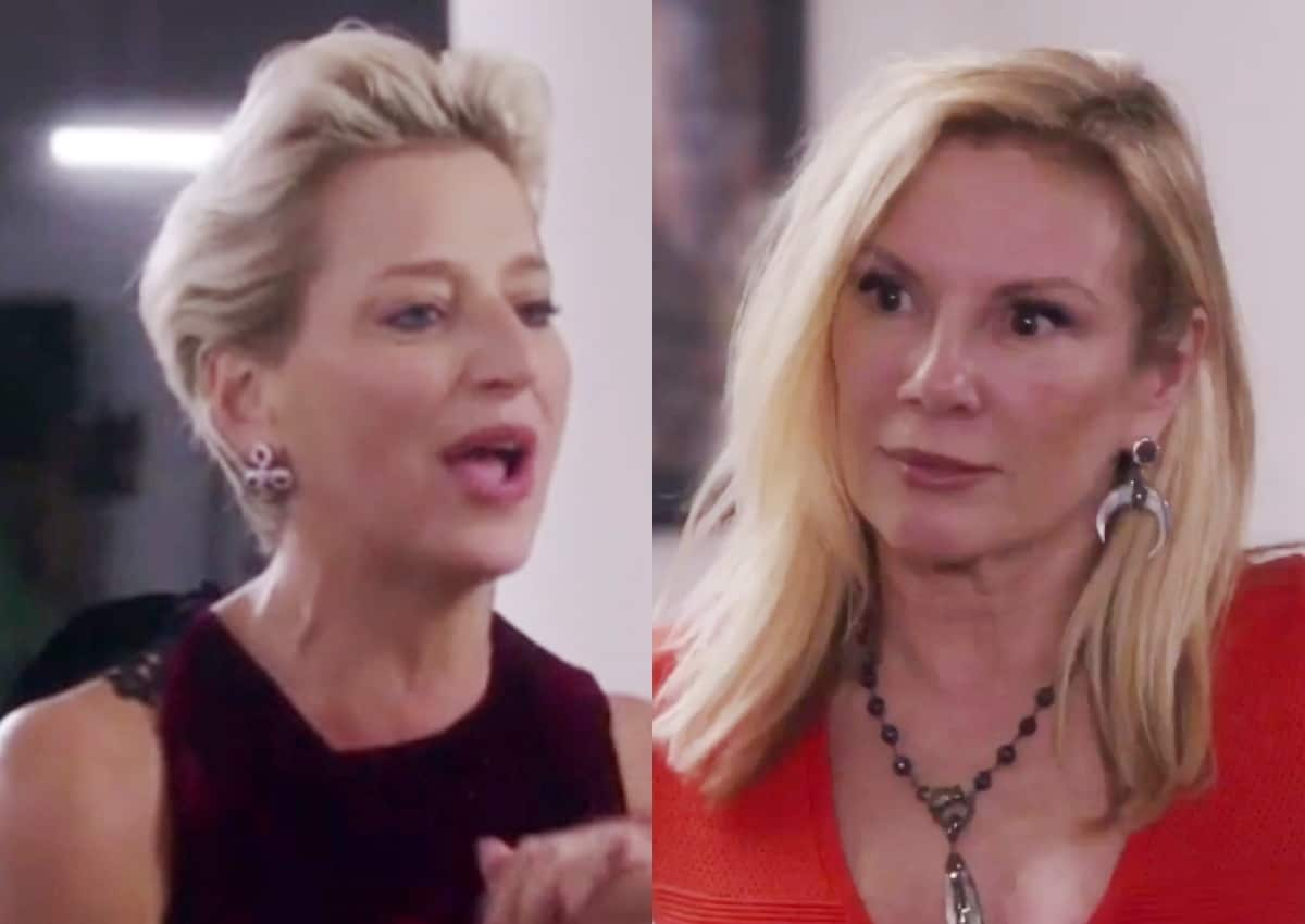 "RHONY Recap: Dorinda Calls Ramona a ""Coward"" After She's Confronted About Her Behavior"