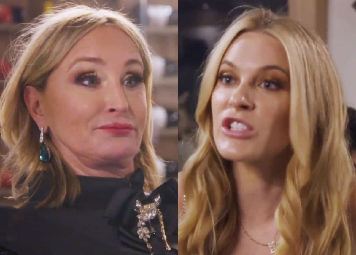 RHONY Recap: Leah Confronts Sonja at Her Fashion Show, Accuses Her of Purposely Trying to Make Her Look Bad