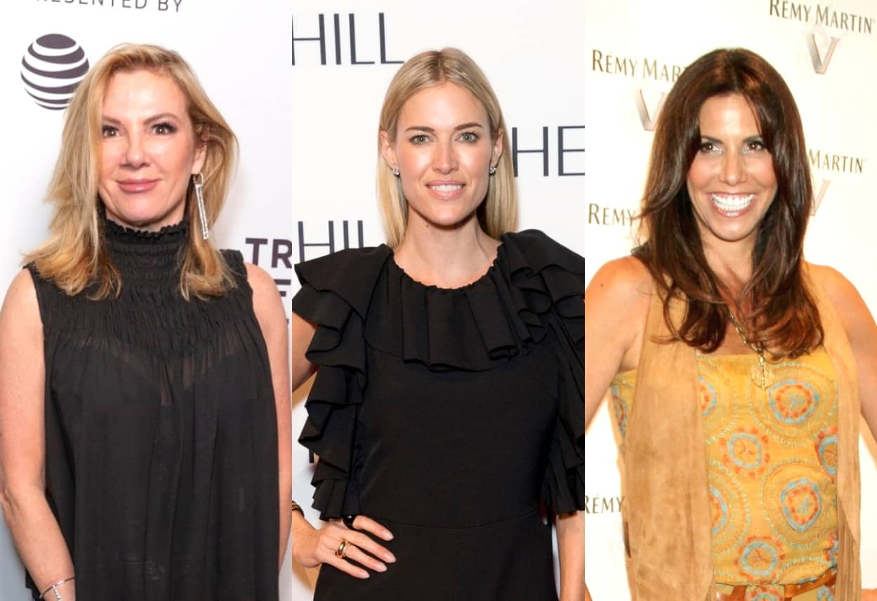 """RHONY's Ramona Singer Throws Shade at Former Co-Stars Kristen Taekman and Cindy Barshop as Nobodies and Then Claims She Was """"Joking,"""" See How Kristen is Clapping Back"""