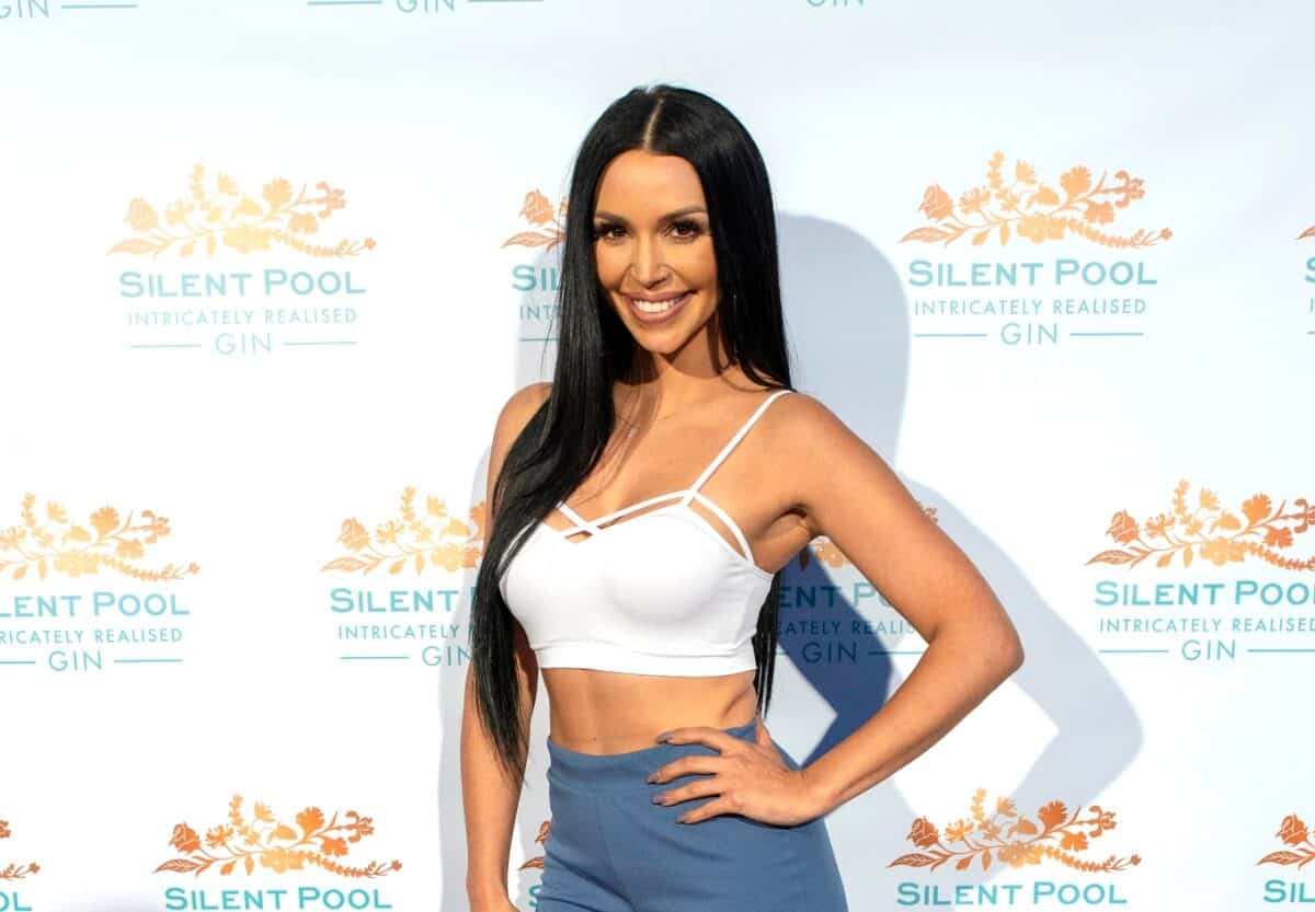 Scheana Shay Details Former Eating Disorder and How She's Trying to Focus on Being 'Healthy' Post-Miscarriage, Plus She Shares Plans for San Diego Move and Teases New Project With Charli Burnett