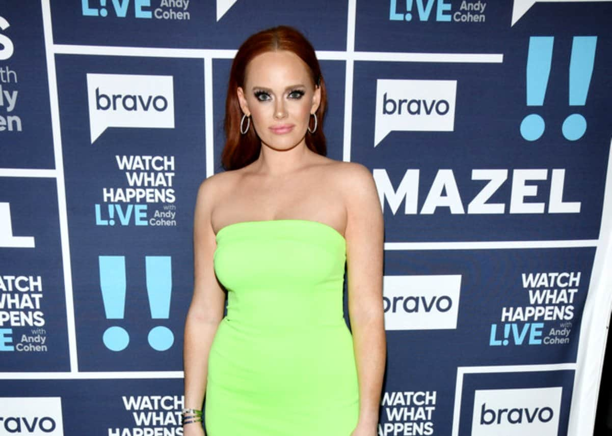 Kathryn Dennis Dropped by Gwynn's Department Store Over Racially Insensitive Remarks as Southern Charm Cast Reacts