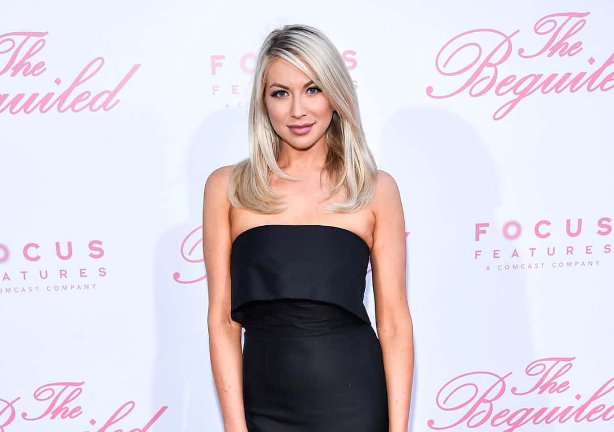 Stassi Schroeder Reveals the Hardest Part of Being Fired From Vanderpump Rules as She Admits She Was Insensitive About Race Issues, Addresses Past Comments and Explains Why Her Firing Was Necessary, Plus If Jax Should Be Fired