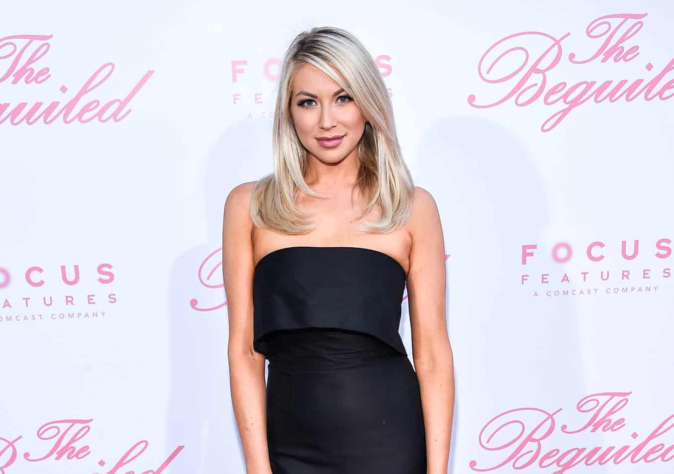 Stassi Schroeder Reveals Her New Wedding Date! Plus the Vanderpump Rules Star Defends Not Wanting to Be Friends With Kristen and Explains Why She and Her Co-Stars Need a Spinoff