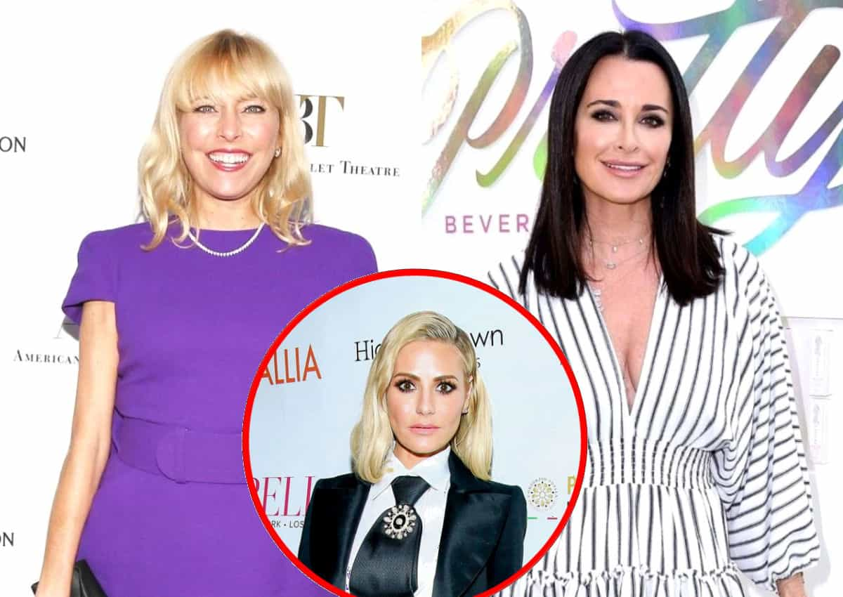 "Sutton Stracke Explains Why She's ""100 Percent"" on Kyle Richards' Side Amid Kyle's Drama With Dorit Kemsley and RHOBH Costars"