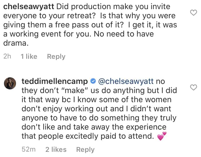 Teddi Mellencamp Reveals Why She Invited the Entire RHOBH Cast to Wellness Retreat