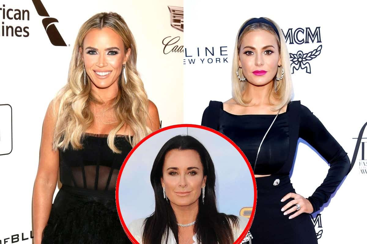 "Teddi Mellencamp Says She's Tired of ""Dorit's BS"" and Slams Her for Mischaracterizing Friendship With Kyle, Wonders Why a ""Real Friendship"" is a Problem for the RHOBH Cast, Plus Teddi Debuts New Pink Hair"