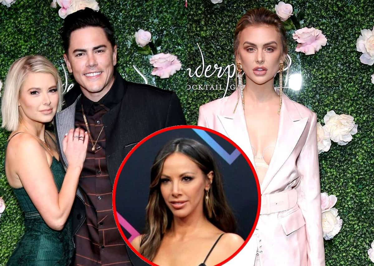 Does Vanderpump Rules' Ariana Madix Regret Hooking Up With Lala Kent? Plus, She and Tom Sandoval Talk Kristen Doute as He Reveals If He Wishes He Never Dated Her