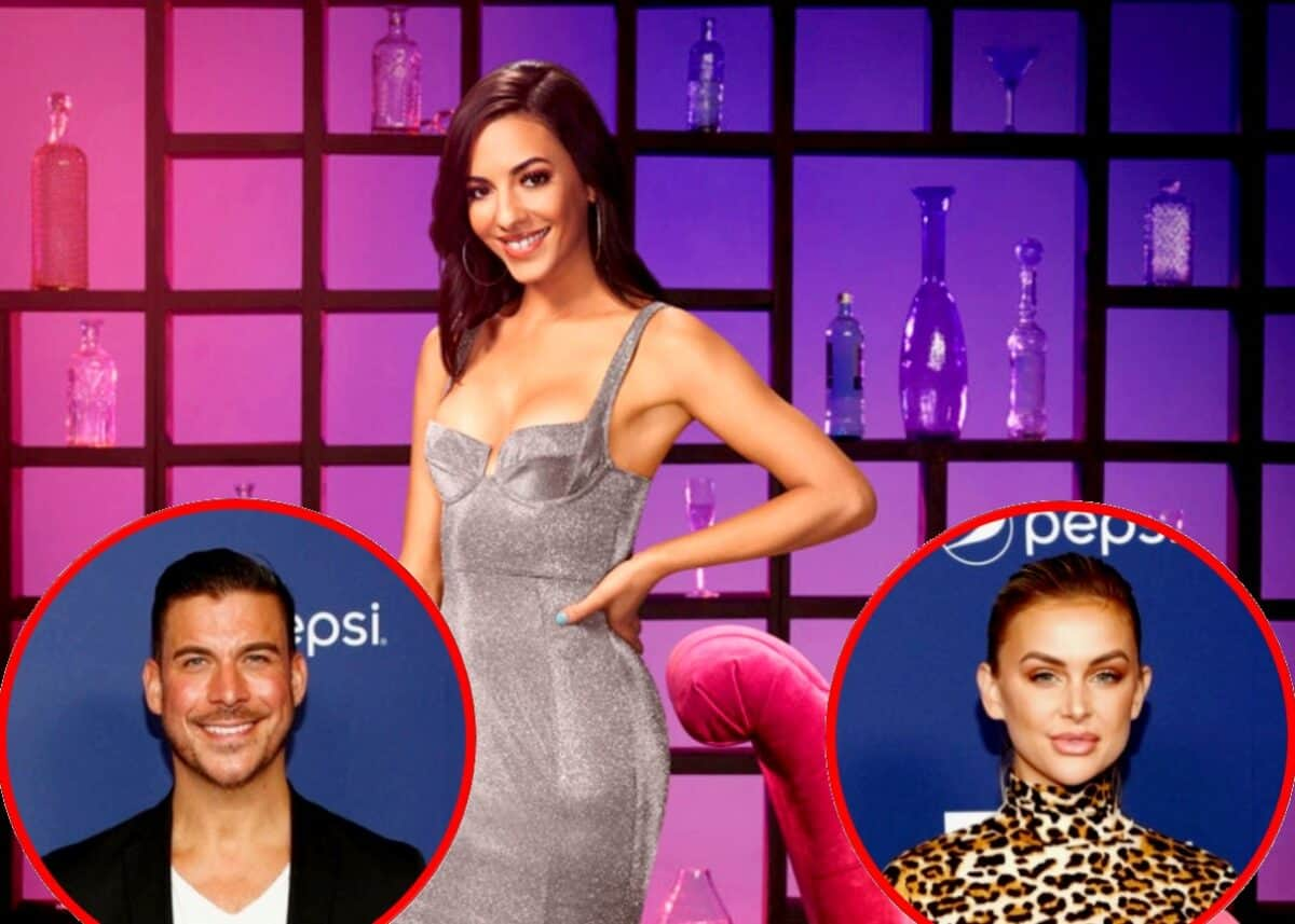 "Vanderpump Rules' Charli Burnett Slams Jax Taylor as ""Immature"" and ""Toxic"" and Says He and Lala Forgot ""Where They Came From,"" Plus Opens Up About Sexual Assault and Discusses Food Pressures"