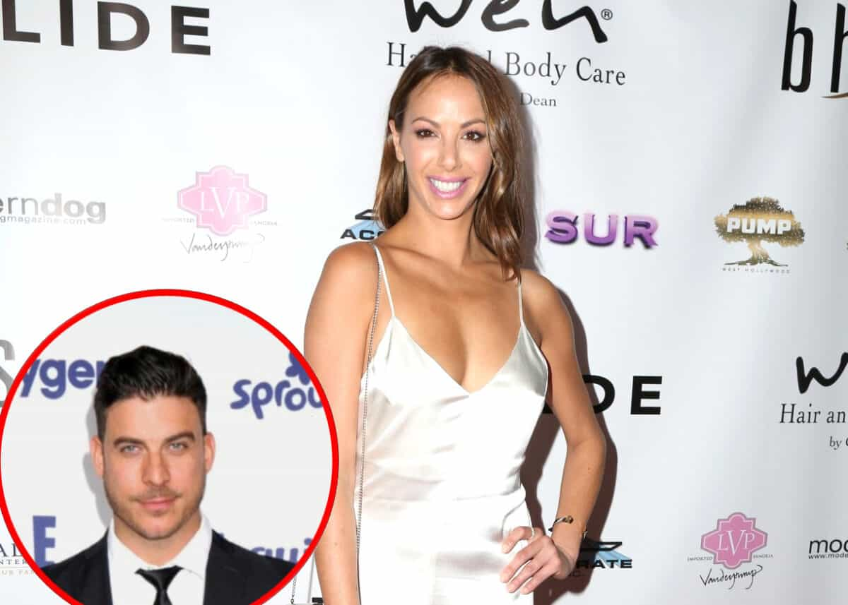 Vanderpump Rules' Kristen Doute Shares New Details About Her Special Tape as Jax Taylor Explains Why He Brought Up the Issue at Her T-Shirt Event and Suggests She Wanted Brian Carter to See It