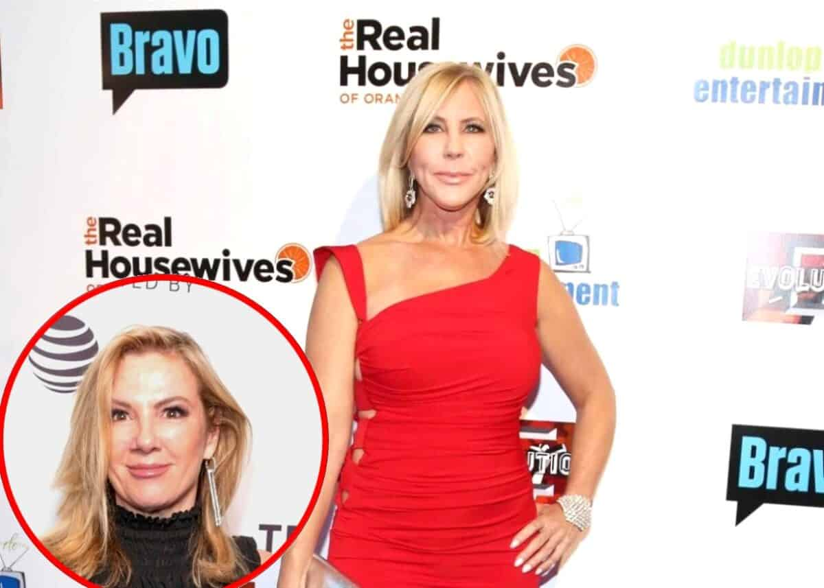 "Vicki Gunvalson Reveals Having Mixed Emotions Without RHOC and Shades Ramona Singer for Thinking RHONY Put Everything ""On the Map"""