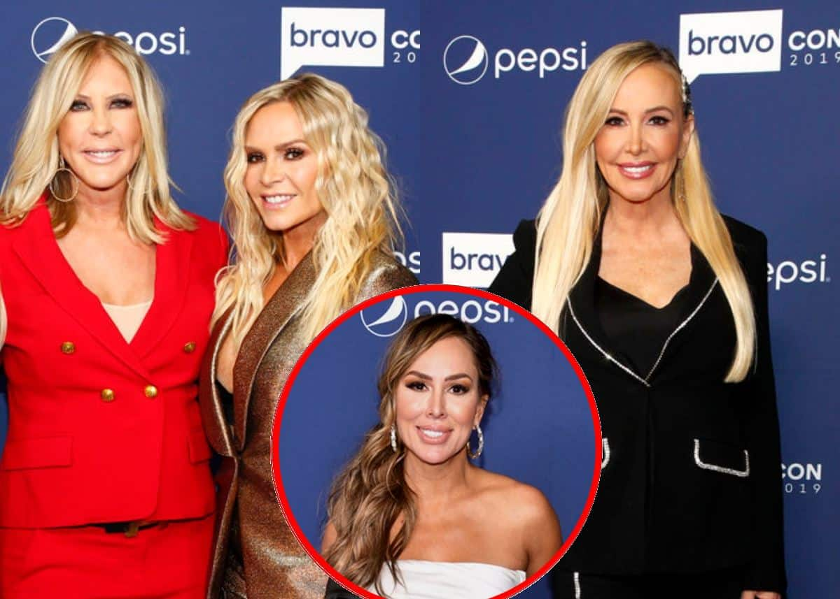 "RHOC Alums Tamra Judge and Vicki Gunvalson Dish on How Shannon Beador ""Screamed at Producers"" During Cast Trip as Vicki Questions Why She Was 'Kept On' Show, Plus They Throw Shade at Kelly Dodd"