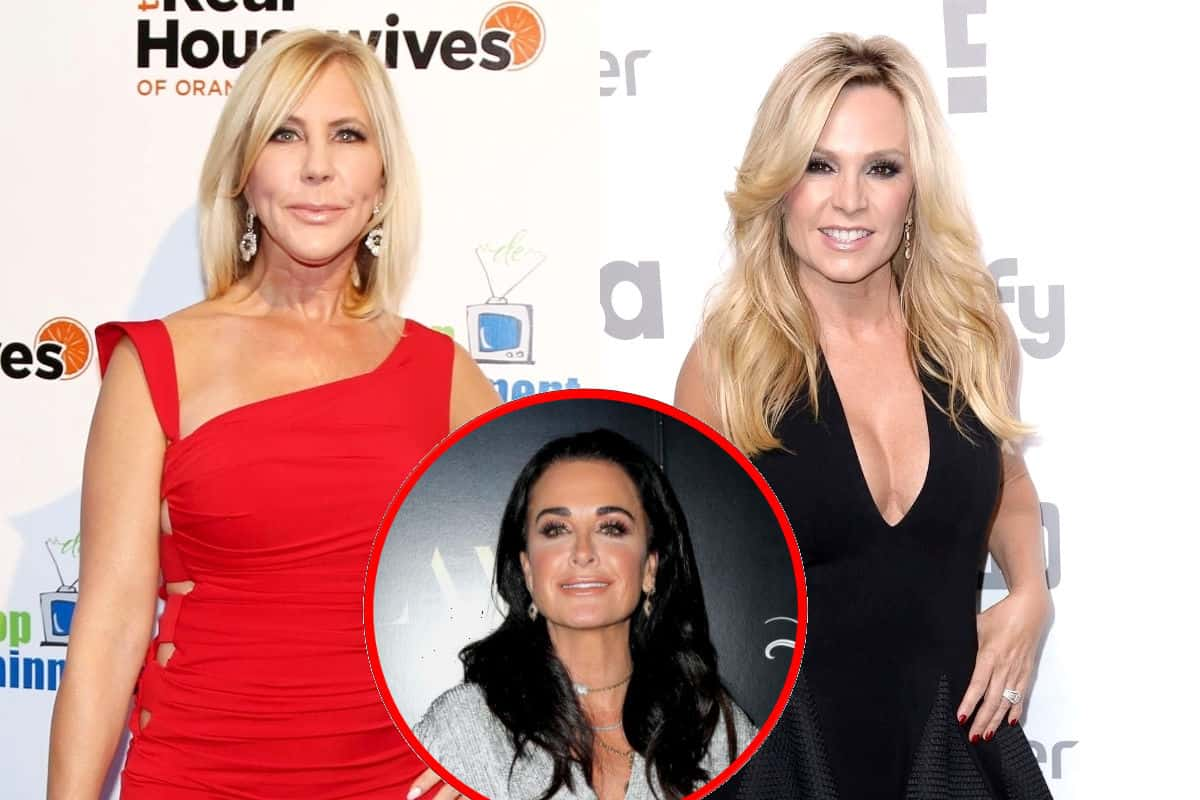 Vicki Gunvalson Shares Her Theories on Why She and Tamra Judge Were Demoted on RHOC, Plus She Says Kyle Richards is Experiencing a 'Gang Up' on RHOBH and Dishes on a Potential Housewives Crossover Show