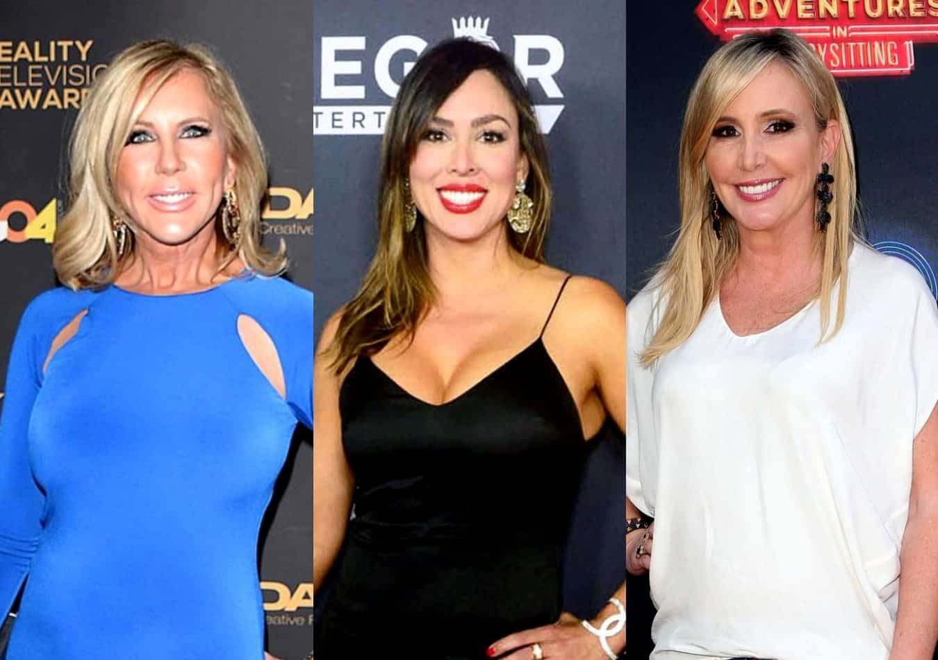 "Vicki Gunvalson Shares How It's ""Shocking"" Bravo Keeps Bringing Back Kelly Dodd to RHOC While Expressing Her Desire to Mend Things with Shannon Beador: ""I Hope Shannon Calls Me"""