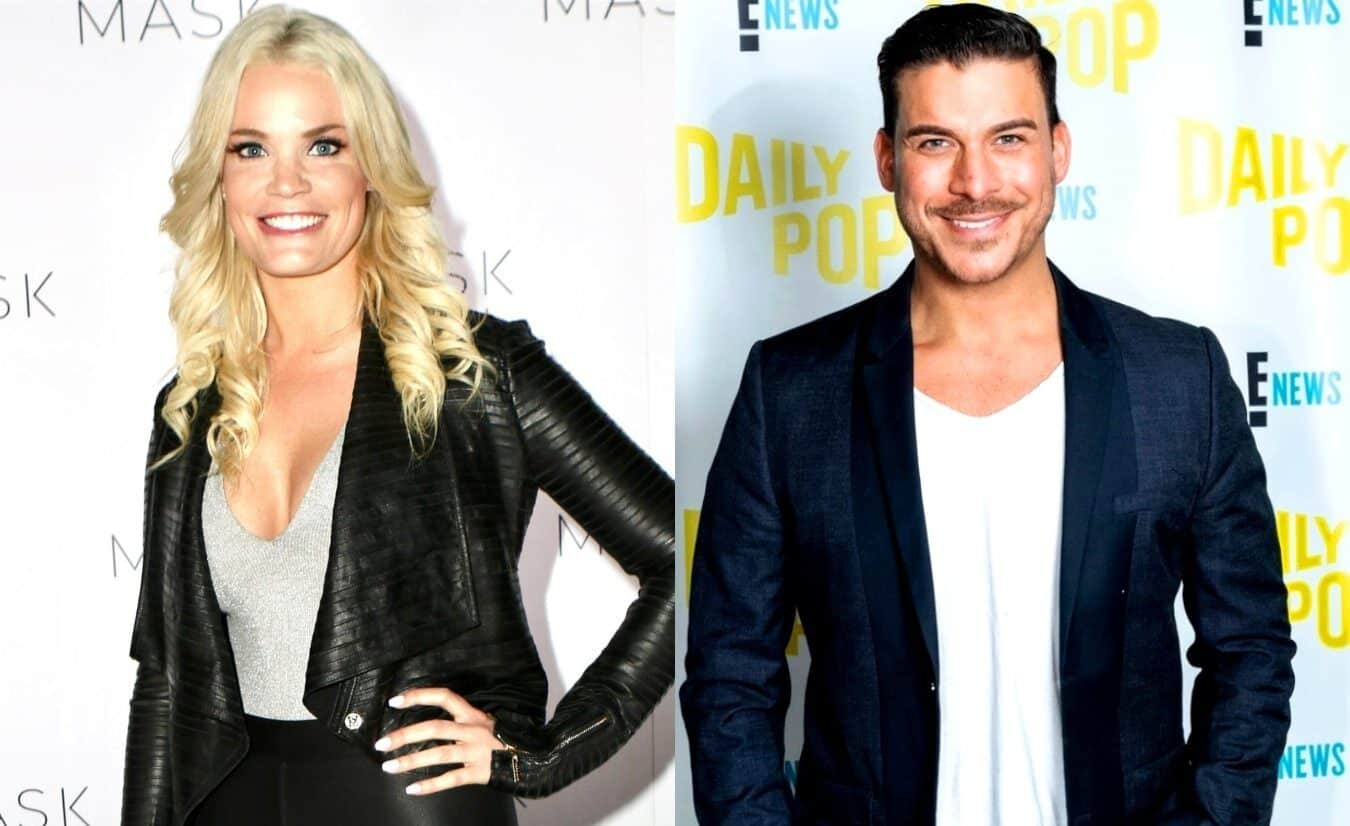 "Ashley Martson Shares Posts of Jax Taylor Calling Her ""Poor White Trash"" and Speaking Negatively About Her Kids, Slams Him as a ""Lying Racist"" as Randall Emmett Unfollows Vanderpump Rules Star"