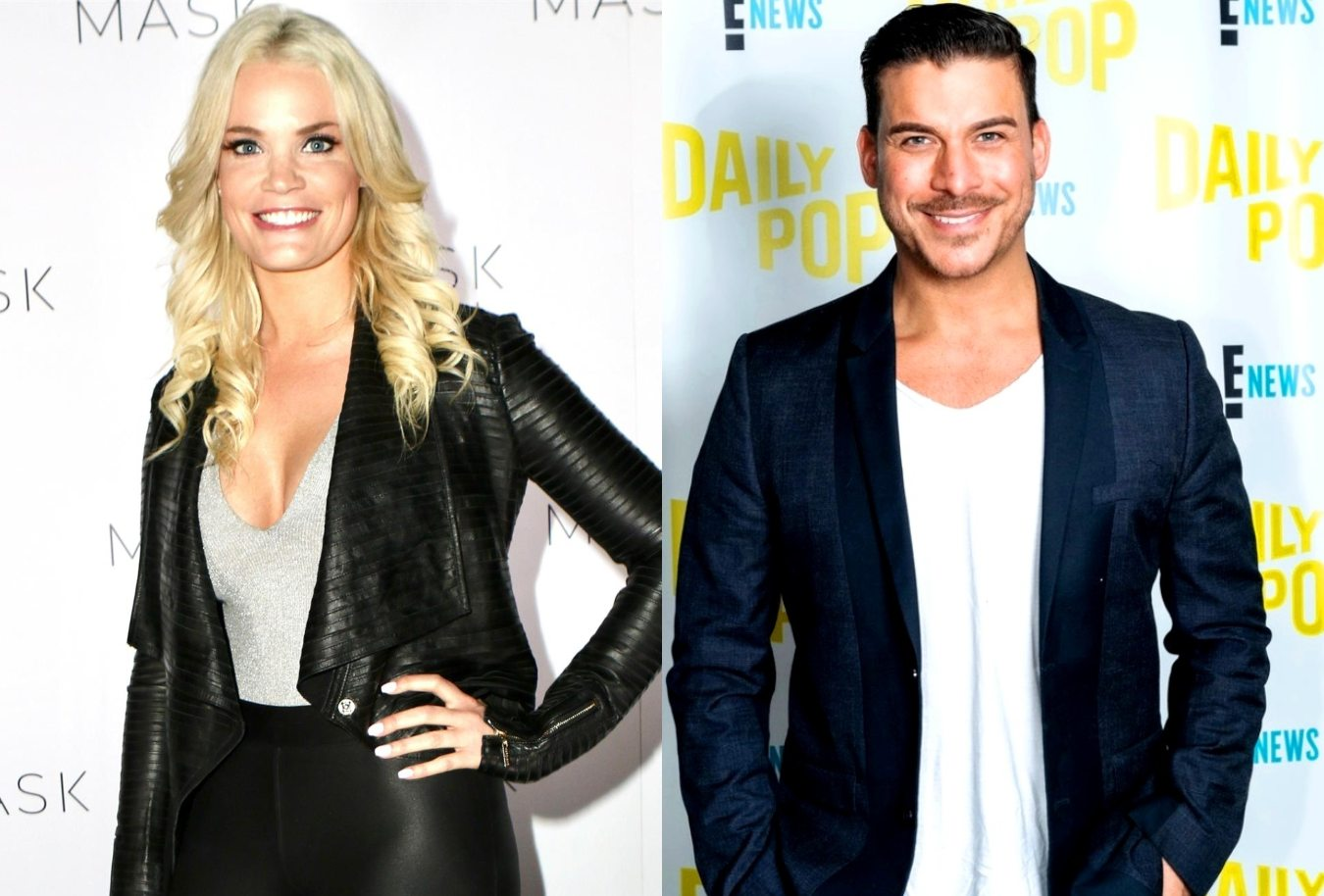 """Ashley Martson Shares Posts of Jax Taylor Calling Her """"Poor White Trash"""" and Speaking Negatively About Her Kids, Slams Him as a """"Lying Racist"""" as Randall Emmett Unfollows Vanderpump Rules Star"""