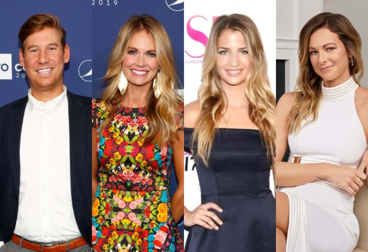 Austen Kroll Reacts to Exits of Cameran Eubanks, Naomie Olindo, and Chelsea Meissner From Southern Charm, Reveals When the Cast Found Out They Quit
