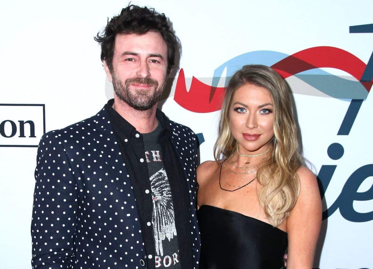 "PHOTO: Go Inside the Nursery of Stassi Schroeder's Baby Girl as Ex Vanderpump Rules Star's Fiance Beau Clark Jokes That Her Crib ""Looks Like a Prison,"" Plus See the Latest Pics of Her Baby Bump"