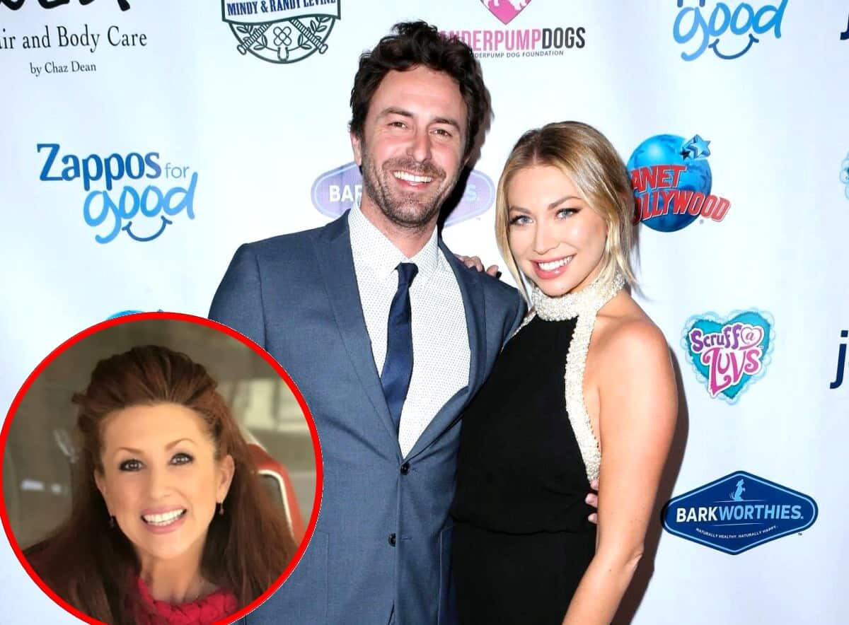 Beau Clark to Quit Vanderpump Rules After Fiance Stassi's Firing, Plus Stassi's Mom Dayna Called Bravo to Request She Be Rehired as Her Podcast Tour is Scrapped, and Sources Reveal Her Plan for a Comeback