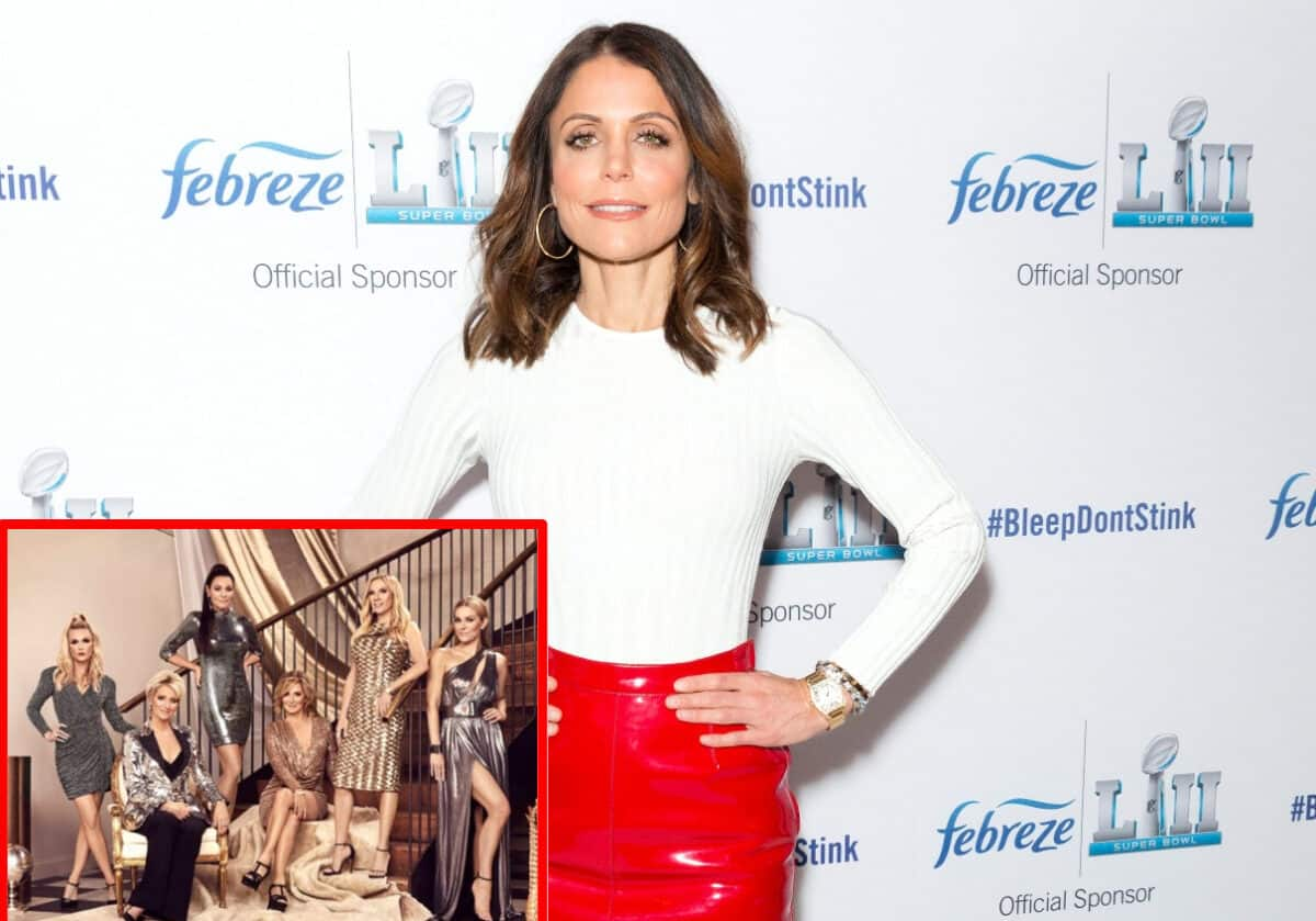 """Bethenny Frankel On Why She Thought Joining RHONY Would """"Destroy"""" Her Career, Plus She Dishes on New Reality Show, Podcast, and Boyfriend Paul Bernon"""
