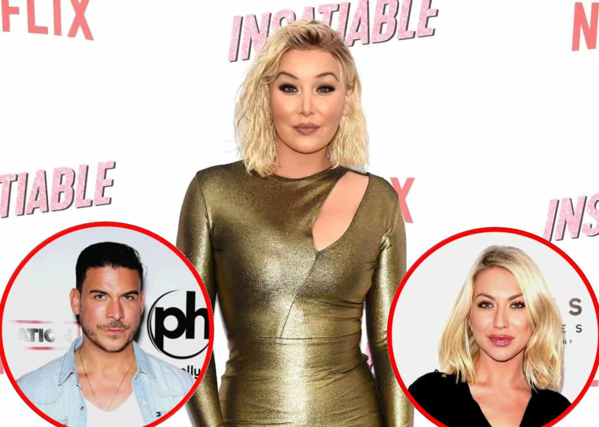 "Billie Lee Reveals She Was Low-Paid and Used as ""Token"" on Vanderpump Rules, Slams Jax for Transphobia and Blames Stassi for Her Firing as She Calls for a Tom and Ariana Spinoff"