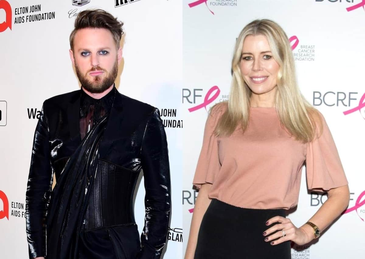 Designer Bobby Berk Claims a RHONY Star Robbed His Store After He Refused to Design Her Home for Free and Then Threatened to Take Him to Court, Is He Referring to Aviva Drescher?
