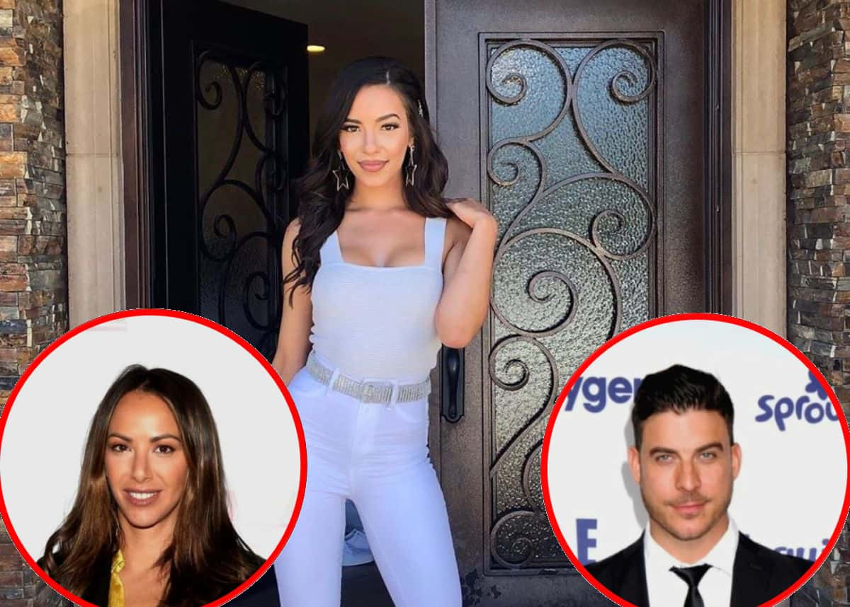 "Charli Burnett Speaks Out on Being Rejected by Vanderpump Rules OGs, How Kristen Doute Disappointed Her the Most, and How Jax Taylor Could ""Literally Be My Dad"""