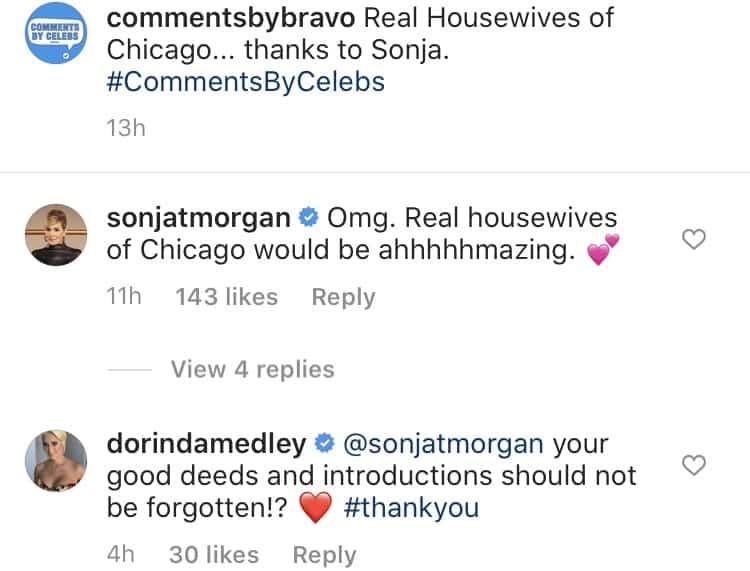 Dorinda Medley reacts to Tinsley quitting RHONY