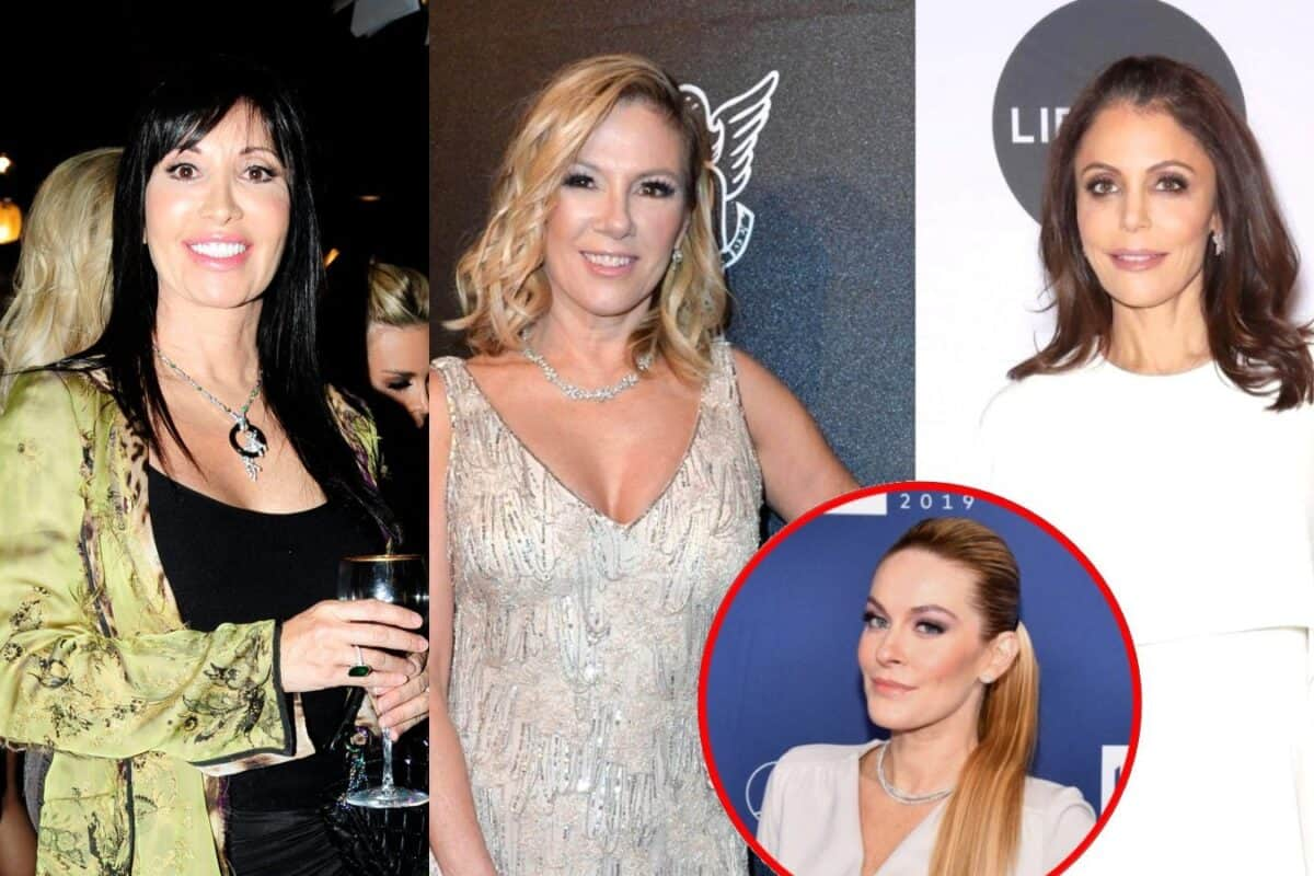 Elyse Slaine Says Ramona Would Rather Have Bethenny Back Over Leah on RHONY, Reveals What's at the Core of Ramona's Issues With Bethenny