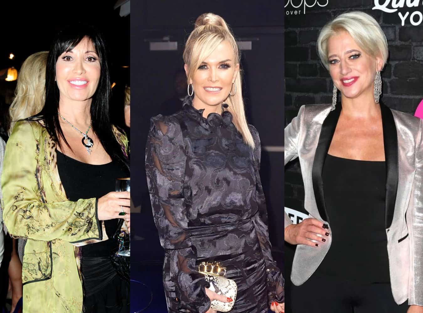 """Elyse Slaine Says RHONY Viewers Didn't See Tinsley Mortimer Provoking Dorinda Medley, Plus She Explains Calling Sonja an """"Accessory"""" and Shares Thoughts on a Full-Time Role"""