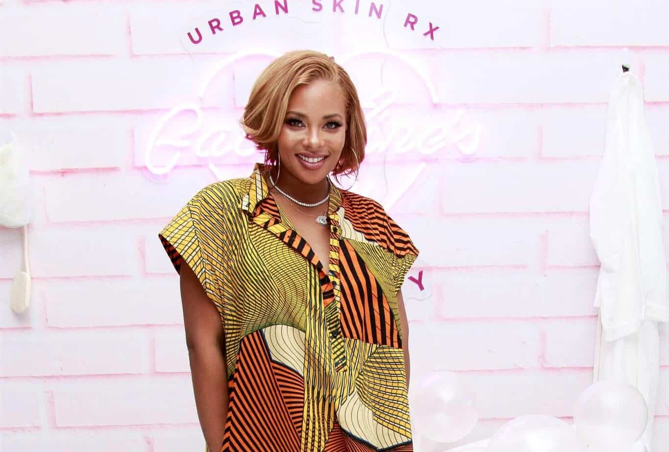 """Eva Marcille Confirms She is Leaving RHOA After Three Seasons: """"I Believe That My Time is Up"""""""