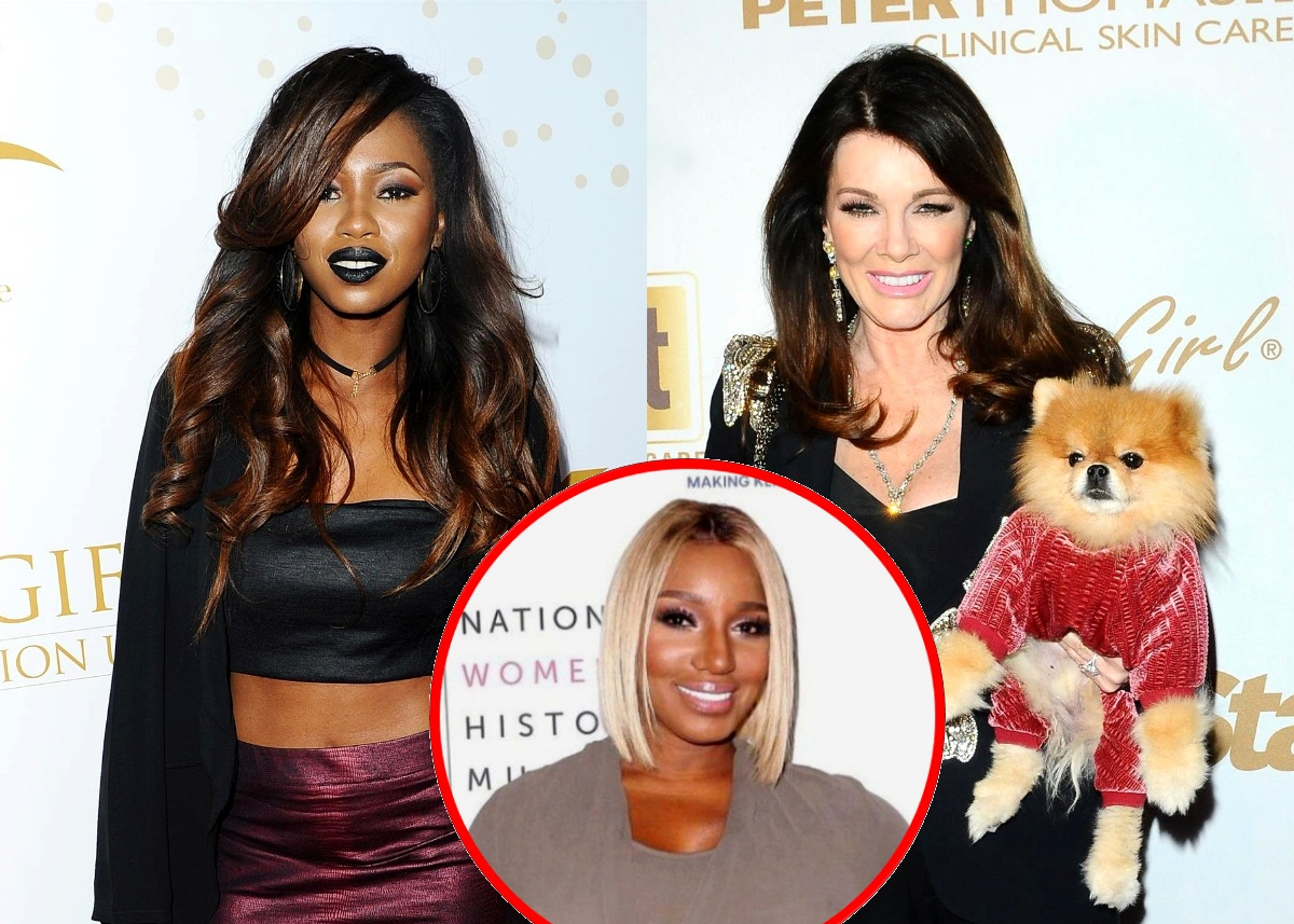 Faith Stowers Denies Lisa Vanderpump Told Her to Act Like Nene Leakes on Vanderpump Rules as She Clarifies Claims, Says Nene Reached Out Plus Why She Didn't Respond to Stassi and Kristen's Apologies