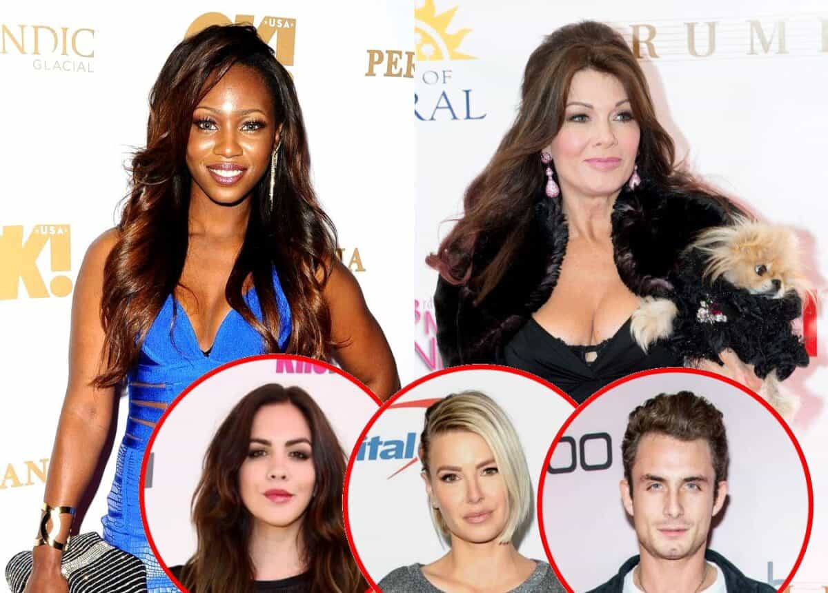 Faith Stowers Claims Lisa Vanderpump Would Rather Protest for Dogs Than Against Racism, Credits Katie, Ariana and James for Being Welcoming to Her on Vanderpump Rules