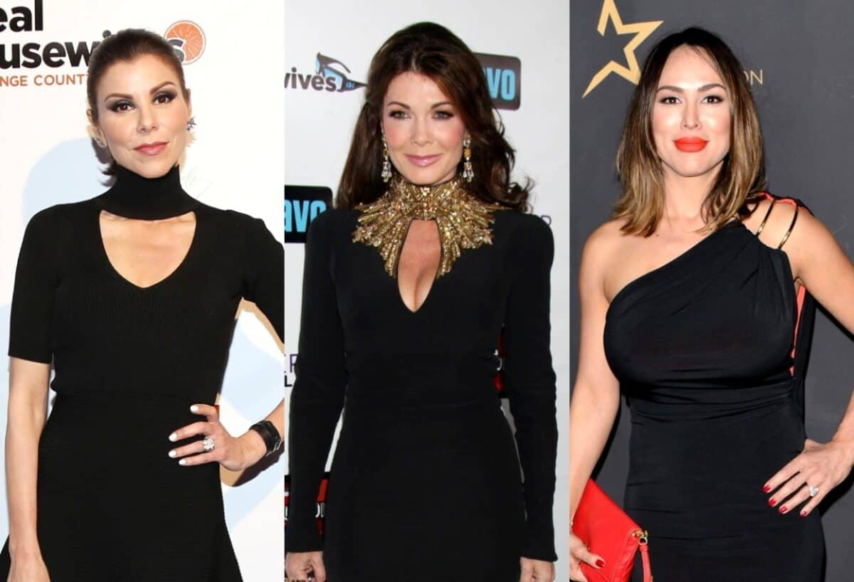Heather Dubrow Comments on Lisa Vanderpump's Exit From RHOBH, Plus She Shares Why She Doesn't Want to Run in to Kelly Dodd and How RHOC Both Helped and Hurt Her