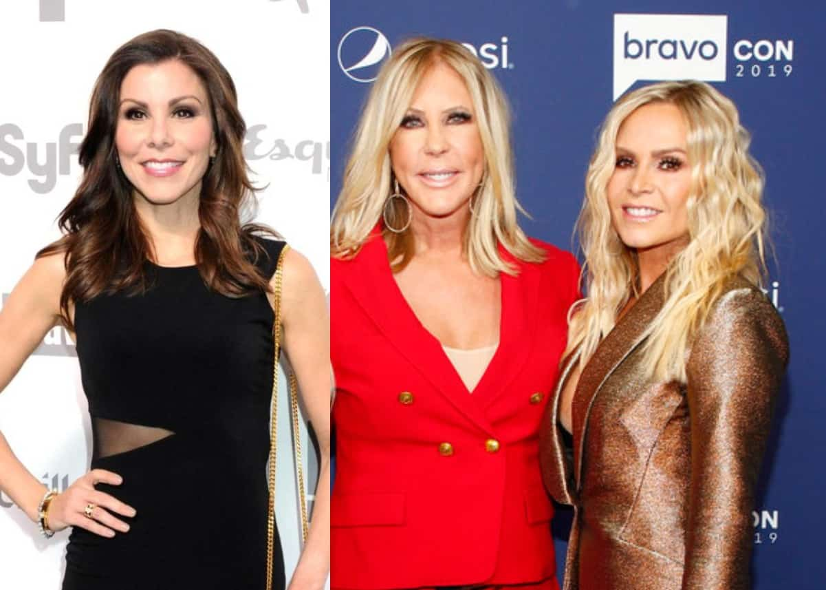 "Heather Dubrow Reacts to Exits Vicki Gunvalson and Tamra Judge From RHOC as She Says the Show Must ""Keep Moving"" and Addresses Her Potential Return"