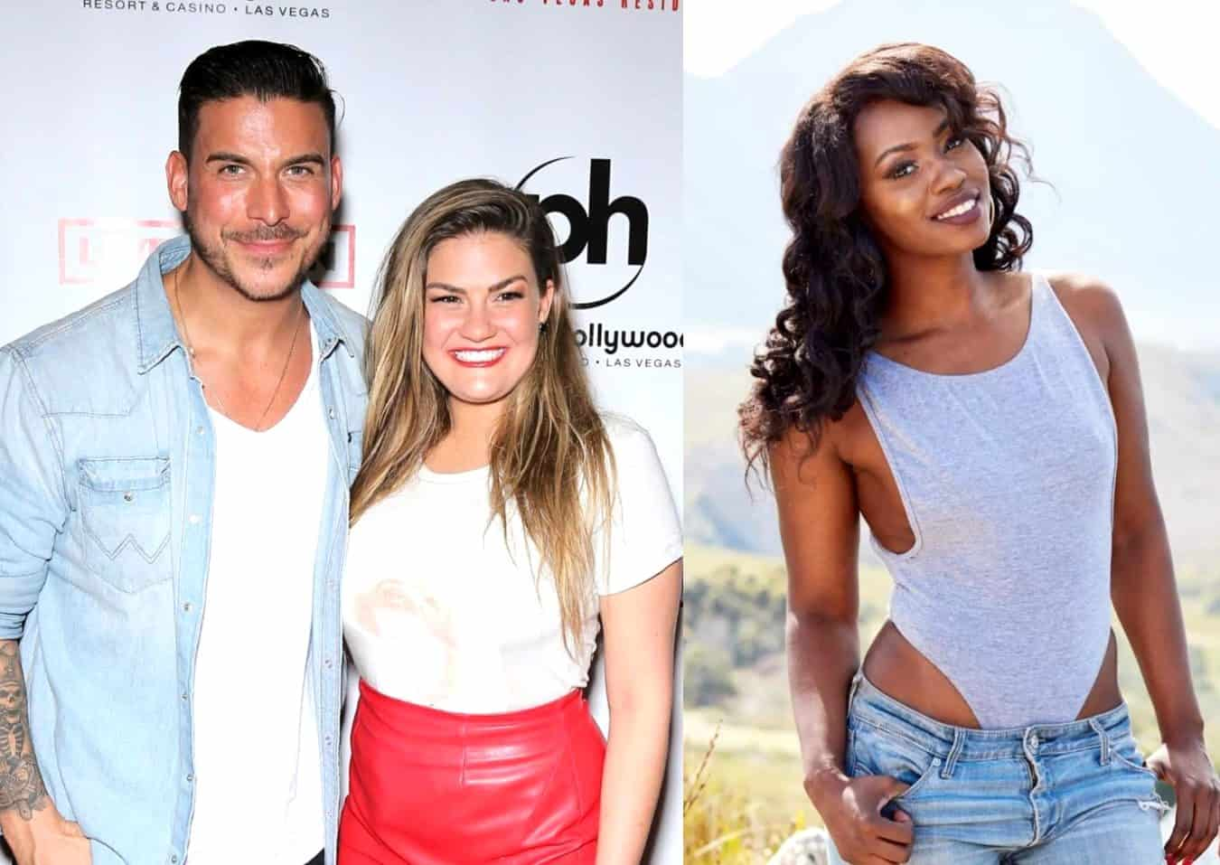 Jax Taylor's Old Tweet Bashing Faith Stowers Resurfaces as Brittany Cartwright Addresses Claims She Made Racially Insensitive Hair Comment to Former Vanderpump Rules Costar