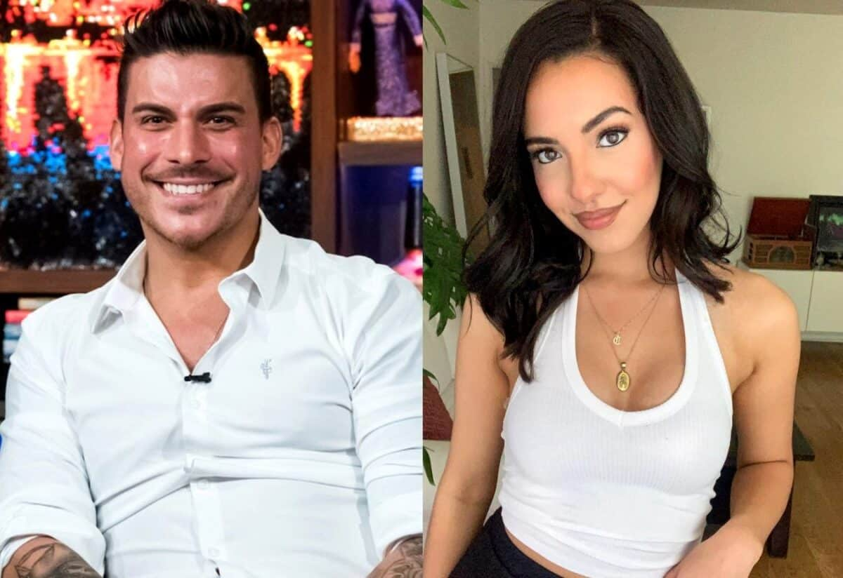"Vanderpump Rules Stars Jax Taylor and Charli Burnett Get Into Twitter Feud After Jax Slams Charli, She Responds by Saying Says She Has ""No Respect"" For His ""Arrogant A--"""