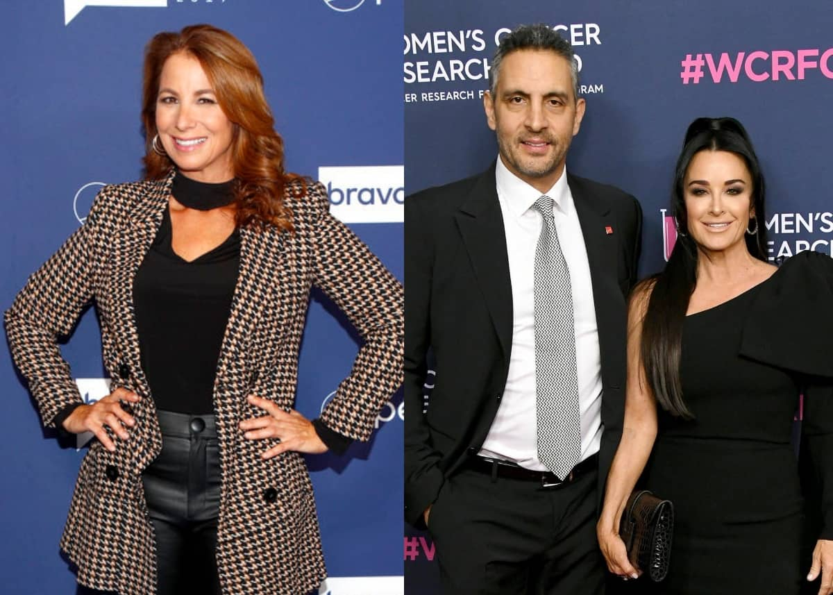 Jill Zarin On Why She's Worried About Kyle Richards' Marriage to Mauricio Umansky as She Warns Her to Get Off RHOBH, Plus the Ex RHONY Star Also Expresses Concern for Denise Richards' Marriage