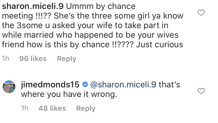 RHOC Jim Edmonds Denies Kortnie O'Connor is His Threesome Partner