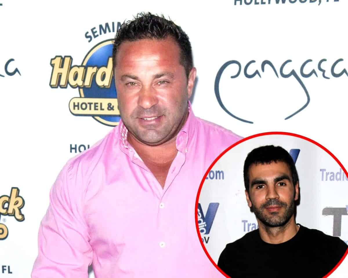 RHONJ Star Joe Giudice's Celebrity Boxing Opponent is Jennifer Lopez's Ex-Husband as He Returns to TV With New Cooking Show