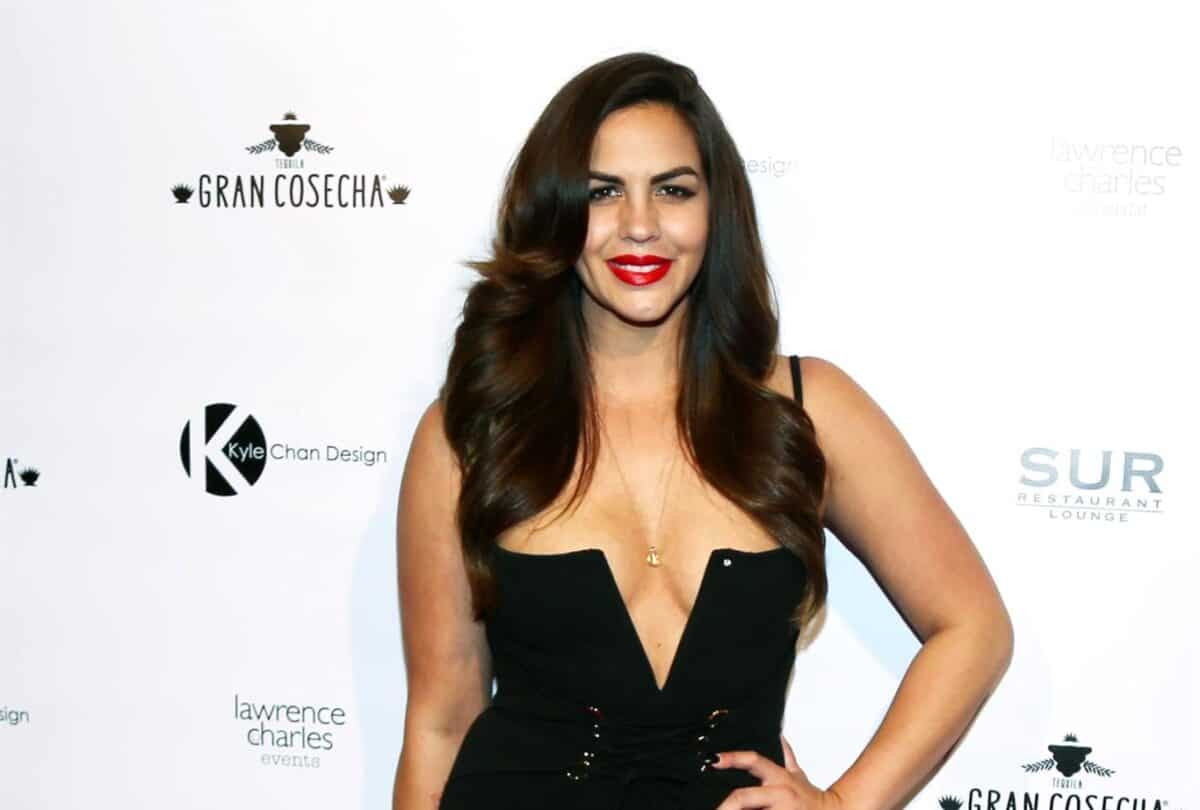 Vanderpump Rules Star Katie Maloney Encourages Followers to End Racism, Promotes the Support of Black-Owned Businesses and Claps Back at Criticism Over Her Post