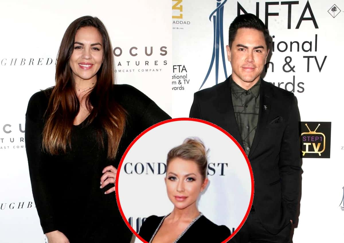 """Vanderpump Rules' Katie Maloney Accuses Tom Sandoval of Being Jealous of Stassi Schroeder as He Claims Their Book Party Feud Was One of the Most """"Embarrassing"""" and """"Catastrophic"""" Moments of His Life"""