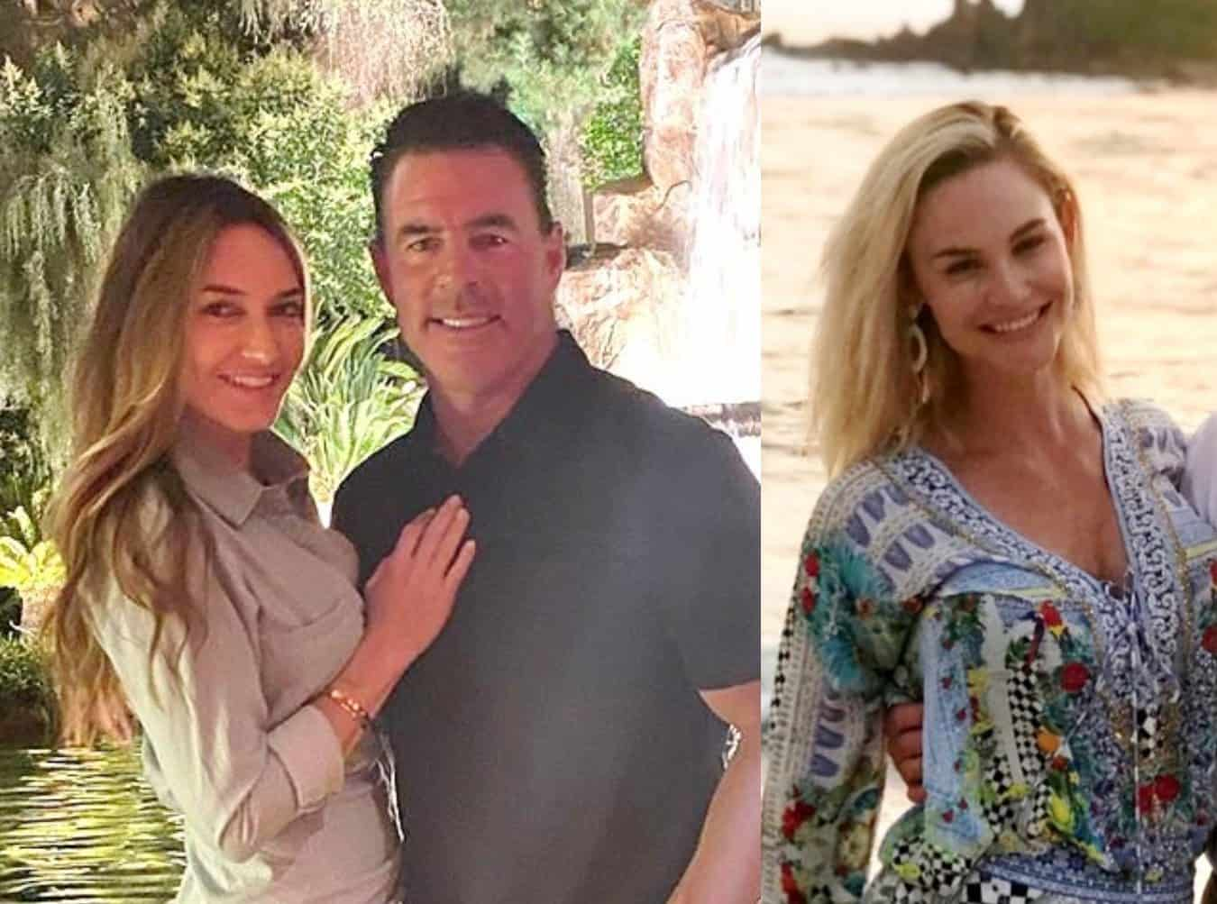 "RHOC's Jim Edmonds Slams ""Loveless and Abusive"" Marriage to Ex Meghan and Praises Girlfriend Kortnie O'Connor for Bringing Him ""Back to Life,"" Plus Responds to a Fan Disses Kortnie and Admits He Should Have Filed for Divorce Sooner"
