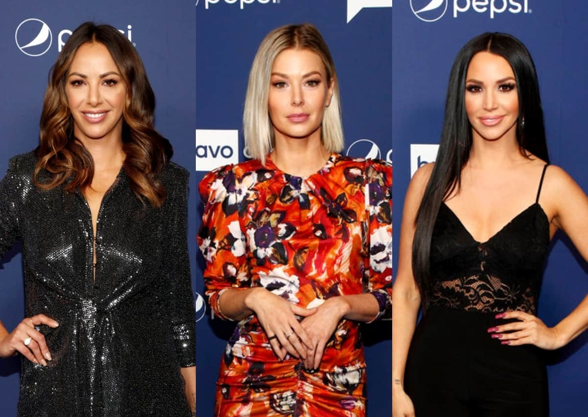 "Kristen Doute Shares the 'Hardest Part' of Doing Vanderpump Rules and Says She is ""Hopeful"" for Marriage, Plus Ariana and Scheana Discuss Marriage and Kids"